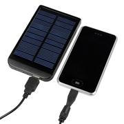 Солнечная зарядка PowerBank 5000mAh