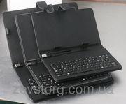 Чехол на планшет + KEYBOARD 9 micro