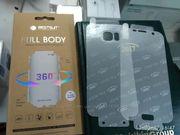 Защитная пленка 360 градусов  Samsung G935 S7 Edge,     Защитное Стекло
