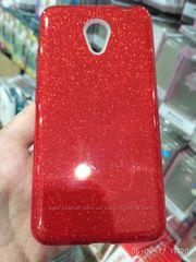 накладка с отливом 3in1 для Meizu M5s   Блестящие силиконовые накладки